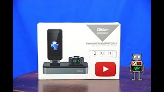 Oittm Apple iPhone and Apple Watch Dock Review