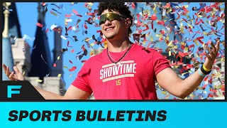NFL Stars & Fans React To Patrick Mahomes Signing BIGGEST Contract In Sports HISTORY by Obsev Sports