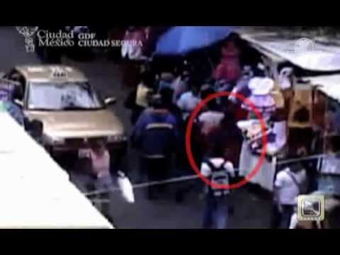 Asaltaba a transeúntes en La Merced; patrullaje virtual lo ubica