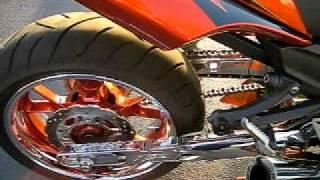 8. 2009 Kawasaki Ninja ZX-14 Special Edition Brocks Exhaust