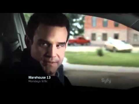 Warehouse 13 Season 4 (Promo 'Pete Gets Feelings')