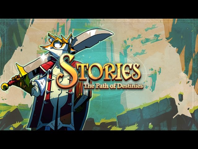Видео к игре Stories The Path of Destinies
