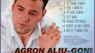 Agron Aliu-Goni-Albumi Rri- Te Thira Zemer