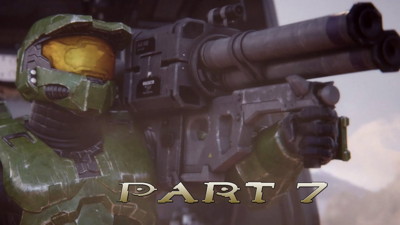[Let's Play] Halo 2: Anniversary – Part 7 – Rocket Chief (Halo: MCC)