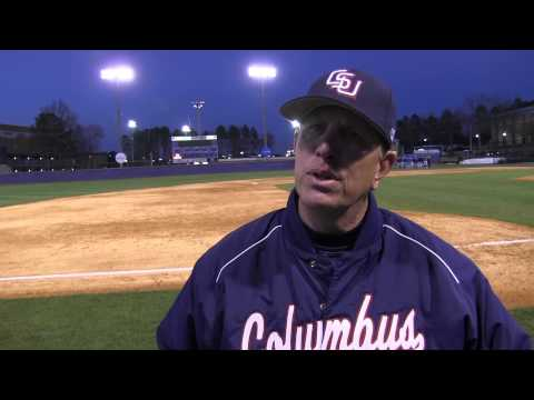 Postgame - Baseball vs. North Georgia, Game 1