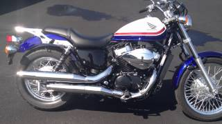 8. 2011 Honda Shadow VT750RS