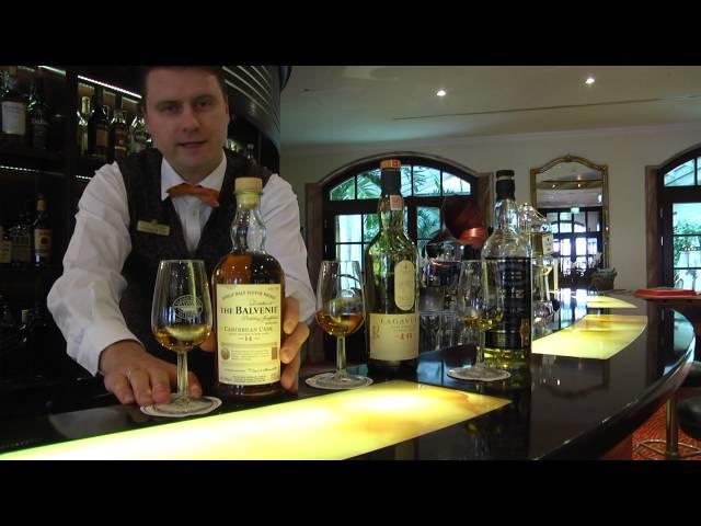 3. Whisky Lounge mit Whisky Tasting im Bülow Palais
