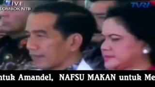 Video Malu Jokowi Terima Kritik Gubernur NTB M  Zainul Majdi MP3, 3GP, MP4, WEBM, AVI, FLV April 2017