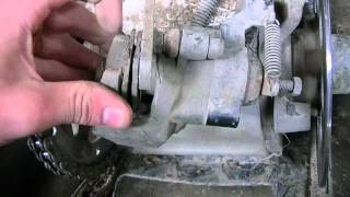 5. How to Change Four Wheeler Brake Pads