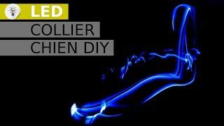 Faire un collier lumineux pour animaux, collier LED pour chien.Clique ici pour t'abonner ► https://goo.gl/PkIcj8 (merci)Dans cette vidéo, je vais expliquer comment faire un collier lumineux pour chien, chat ou animal de compagnie.Le collier lumineux n'est pas très compliqué à fabriquer. J'ai vu plusieurs façons pour en faire mais ils n'utilisent pas de pièces récupérées.Il est fabriqué avec de l'eau, des leds et des piles. J'utilise le collier lumineux pour mon labrador mais vous pouvez aussi l'utiliser pour un autre animal, un chat ou autre.Pour un collier d'environ 60 cm, vous aurez besoin :- 6 led bleues- Tuyau en PVC transparent extérieur 6mm et intérieur 4mm (60cm)- Bobine de transformateur- Tuyau en PVC transparent extérieur 10mm et 8mm intérieur (60cm)- Tuyau en PVC transparent extérieur 14mm et 10mm intérieur (5cm)- Tuyau en PVC transparent extérieur 15mm et 13mm intérieur (5cm)- 4 aimants en néodyme de 6 mm de diamètre et 10 mm de long- 3 batteries LR44