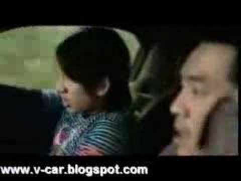 Crazy Driving