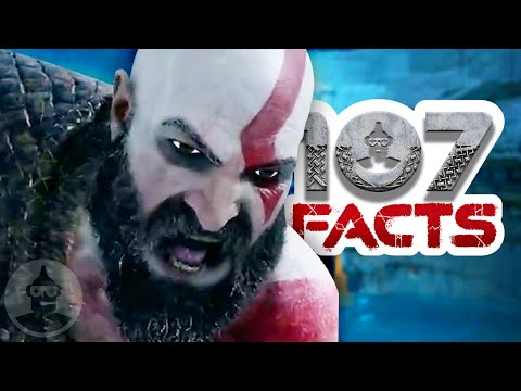 107 God Of War Facts You Should Know! | The Leaderboard