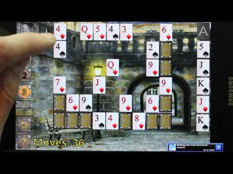 Video of Brick Spider Solitaire HD