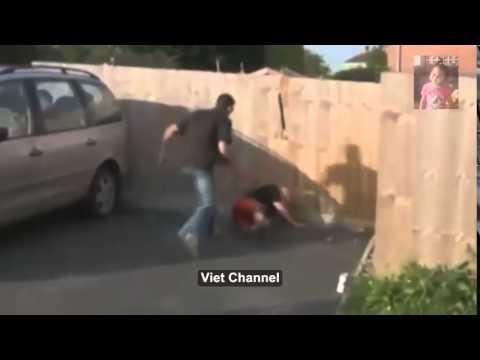 Clip hài hước nhất thế giới cười bể bụng - Phần 19
