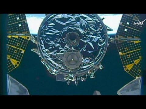 Διαστημικά σκουπίδια με προορισμό τον Ειρηνικό