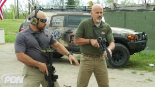 Steve Aryan of Grey Fox Industries discusses considerations when shouldering an AR pistol using the SIG Stabilizing Brace or a ...