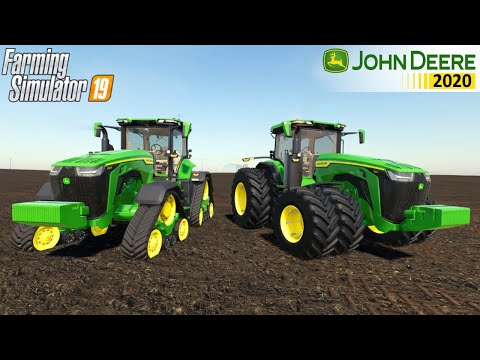 John Deere 7R,8R,8RT,8RX 2020 US-Version v1.0.0.0