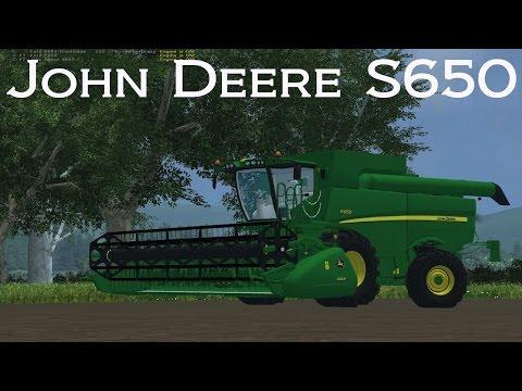 Farming Simulator 2013 Mod Showcase - John Deere S650