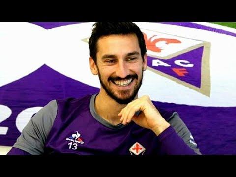 Kapitän von AC Florenz stirbt mit 31: Davide Astori t ...
