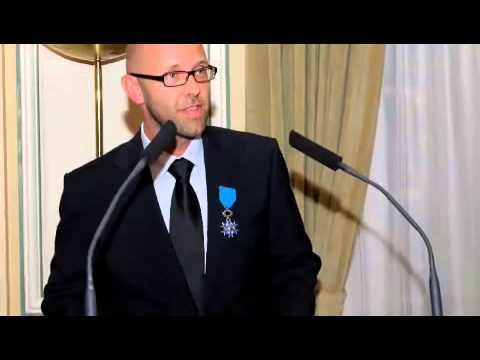 Cérémonie de remise des insignes de chevalier de l'ordre national du Mérite – Discours 1/2