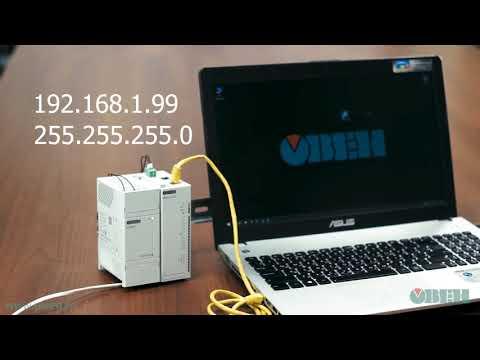 Видео 3. Конфигурирование модулей Мх210