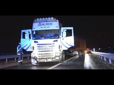 Bayern: Amokfahrt mit LKW durch vier Landkreise