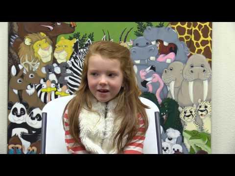 Children's Thanksgiving Video