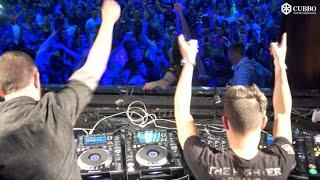 Dj Nuke & Cesar Almena - Live @ Fabrik Madrid, Code 103, 2015