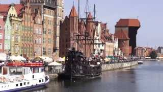 Gdansk Poland  city pictures gallery : Old Town Gdansk Poland
