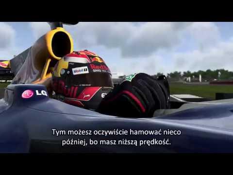 Max Verstappen testuje dwa bolidy Red Bulla w grze F1 2017