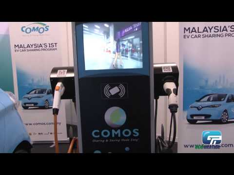 CMS Consortium - EV Car Sharing Program