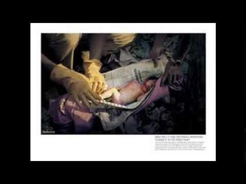 Female Infanticide in  India