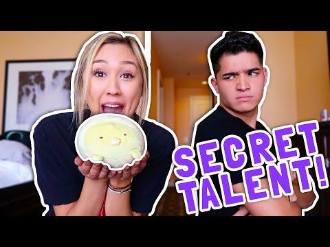 SUPER SECRET SPECIAL TALENT! (видео)