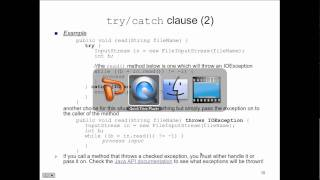 OOP In Java - Lecture 8