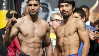 Video Manny Pacquiao vs Amir Khan MP3, 3GP, MP4, WEBM, AVI, FLV Oktober 2018