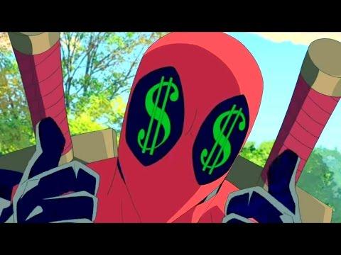 Великий Человек-паук - Беспардонный Дэдпул - Сезон 2 Серия 15 | Marvel мультфильм для детей (видео)