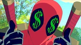 Великий Человек-паук — Беспардонный Дэдпул — Сезон 2 Серия 15 | Marvel мультфильм для детей