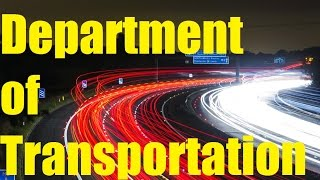 Top SHOCKING Department of Transportation Facts 2017 | USDOT Facts and History TheCoolFactShow EP65