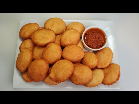 How To Make The Fluffiest and Softest Akara With Sauce| Gambian🇬🇲Style | Dada's Foodcrave Kitchen