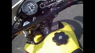 7. Suzuki DR650