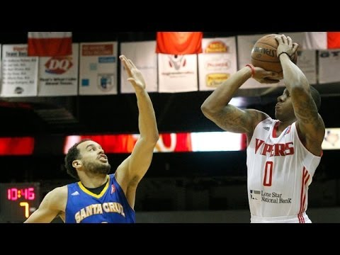 Isaiah Canaan puts in 43 points to win over Santa Cruz Warriors