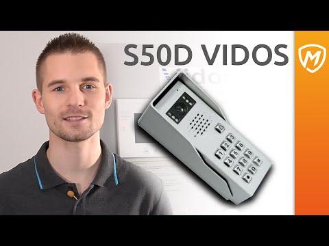 Odcinek poświęcony stacji bramowej S50D firmy Vidos. Sprawdź czy ten wideodomofon jest odpowiedni dla Ciebie.