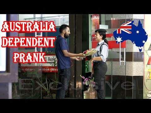 (Australia Dependent Prank - Duration: 17 minutes.)