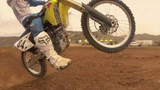 8. 2013 Suzuki RM-Z 450: First Ride