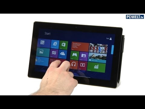 Microsoft Surface Pro – Windows-8-Tablet im PC-WELT-Test