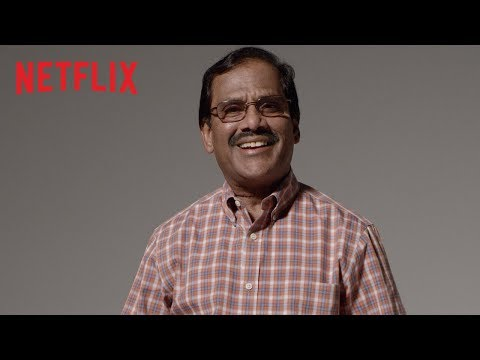 Aziz Ansari's dad promotes his son's Netflix special : Video 2019 :     Chortle : The UK Comedy Guide