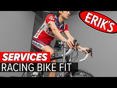 Body Geometry Road Bike Fit Video