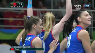Video 【Final】 China(中国) vs Serbia(塞尔维亚) +Awarding Ceremony【2016 Rio Olympics Women's Volleyball】 MP3, 3GP, MP4, WEBM, AVI, FLV Januari 2019
