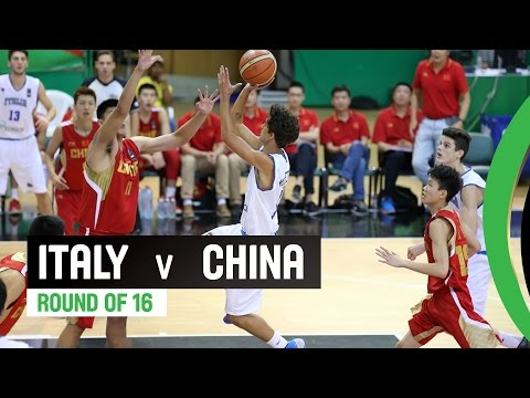 italy - Watch Italy v China re-live on the FIBA YouTube channel. The 2014 FIBA U17 Basketball World Championship takes place in Dubai, United Arab Emirates from 8-16 August. Up until the quarter-finals,...