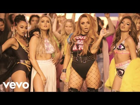 Little Mix - Power (Official Video) ft. Stormzy (видео)